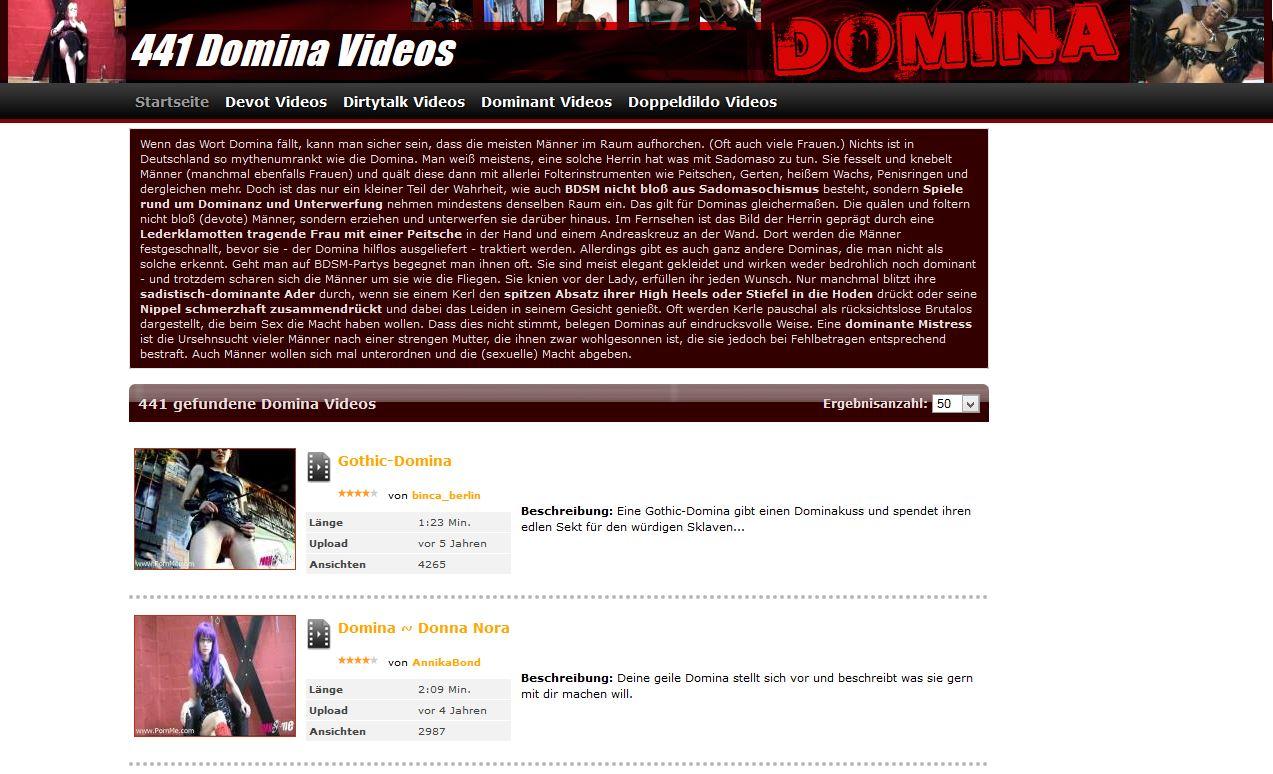 dominante videos